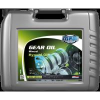 MPM14000 GEAR OIL 85W-140 GL-5 MINERAL HYPOID OIL