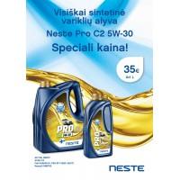 NESTE PRO C2 5W-30