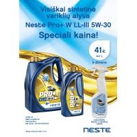 NESTE PRO+ W LL- III 5W-30